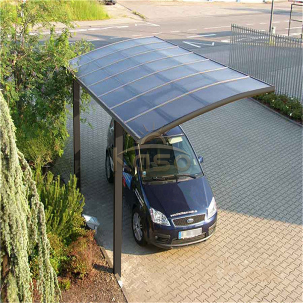 Car Cantilever Garage Covering Polycarbonate Roof Carport