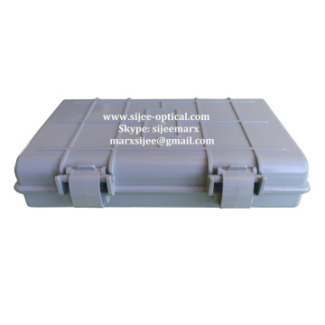 12 Cores Wall Mount Fiber Optical Termination Box