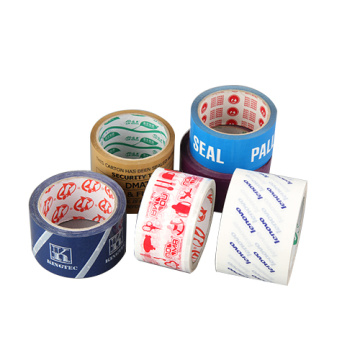 Custom printed bopp kraft tape