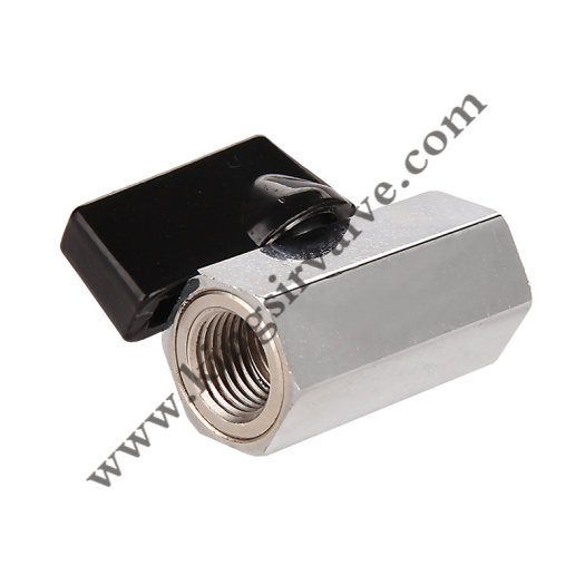 Brass Ball Valves with Plating
