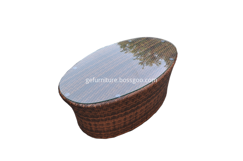 S0213 Coffee Table Rattan