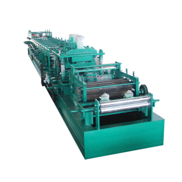 High efficiency 450mm width lip channel roll forming machine