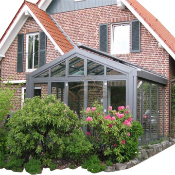 Sunroom House Greenhouse Glass Aluminium Winter Garden Price