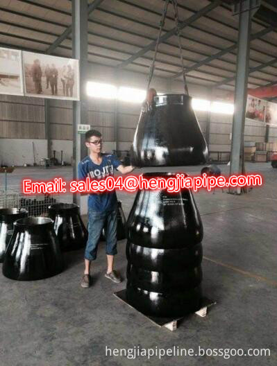 EN10253 seamless pipe reducer