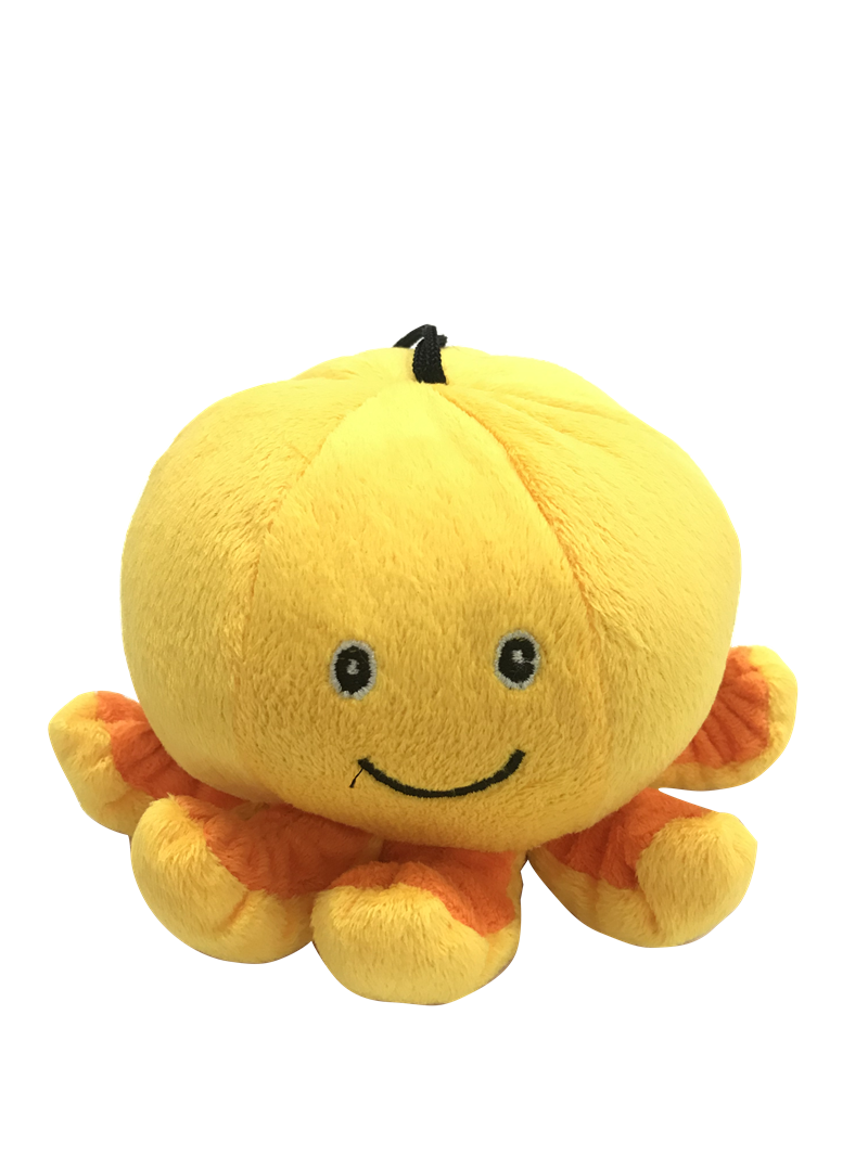 Plush Pumpkin Toy