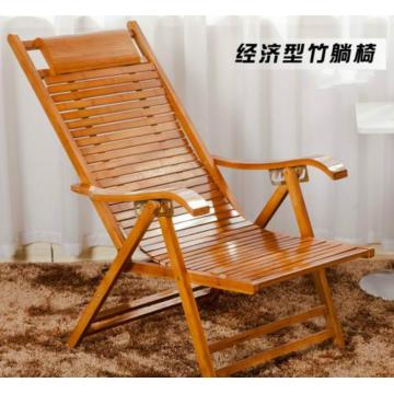 Household leisure bamboo chair