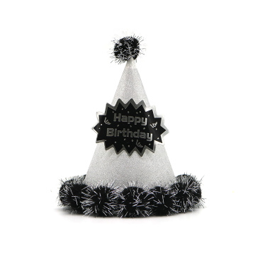 funny party birthday paper hat for kids
