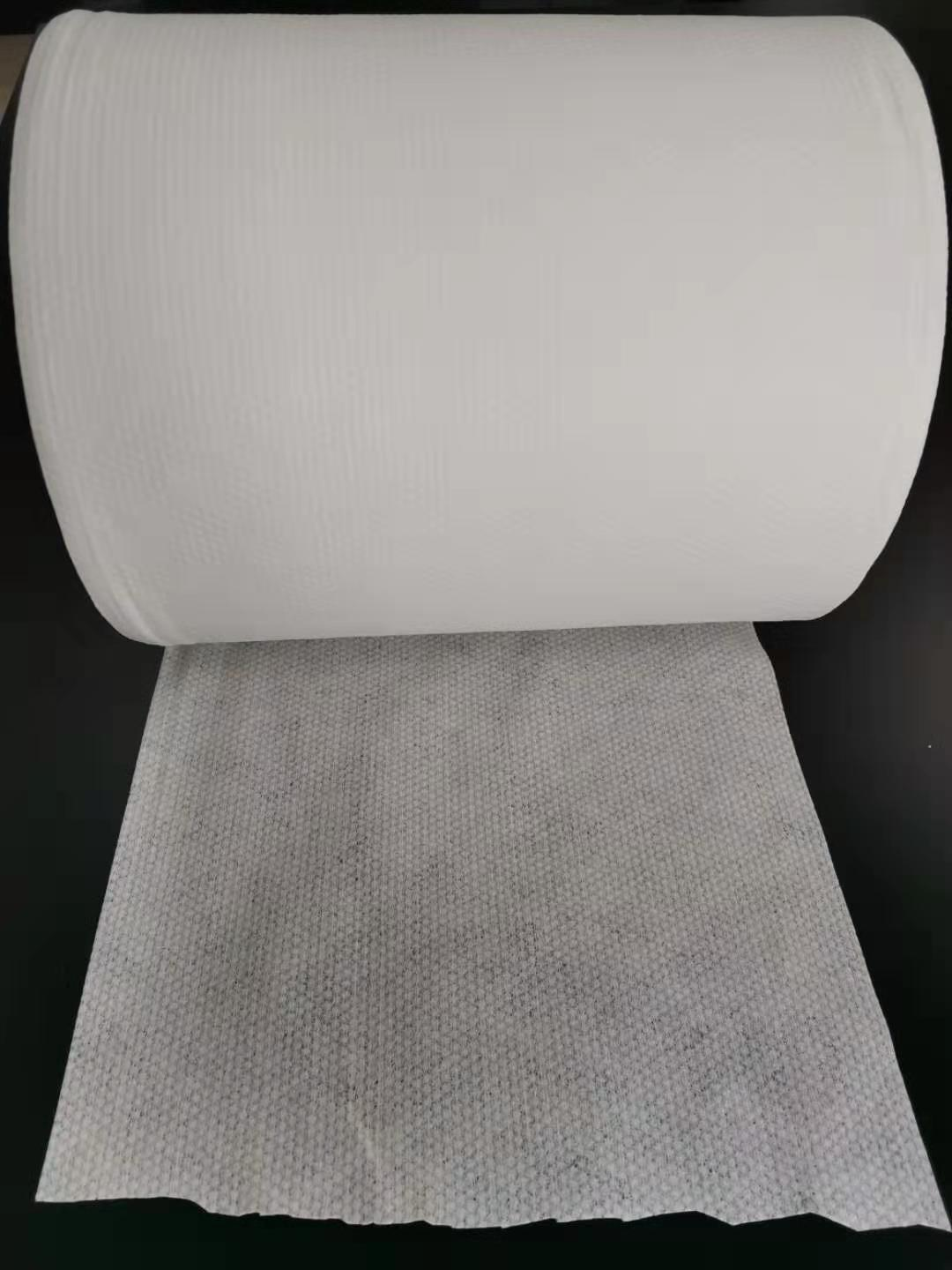 Nonwoven Fabric for Wet Wipes