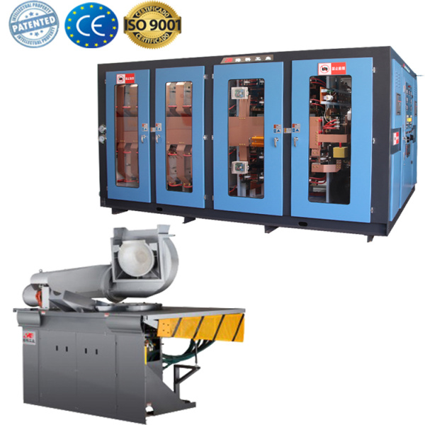 Industrial heating aluminum electric melting furnace