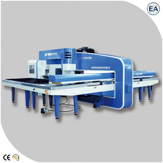 CNC Servo Punch-Laser Cutting Combined Machinery