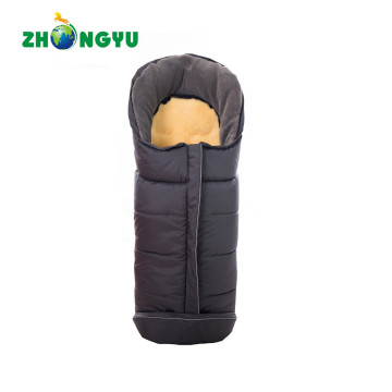 Genuine Medical Sheepskin Footmuff