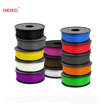 Empty 3D Printer Filament Spool