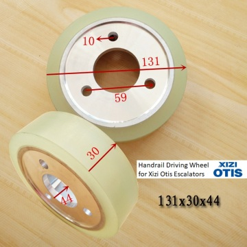 Handrail Driving Wheel for Xizi Otis Escalators 131*30*44