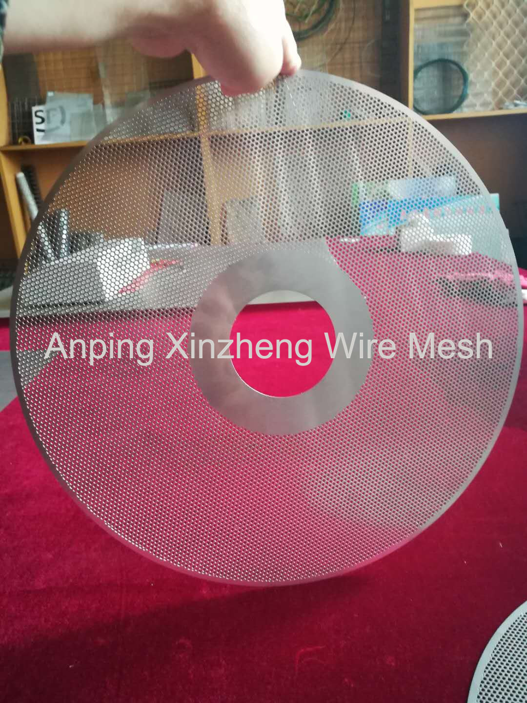 Etching Filter Disc