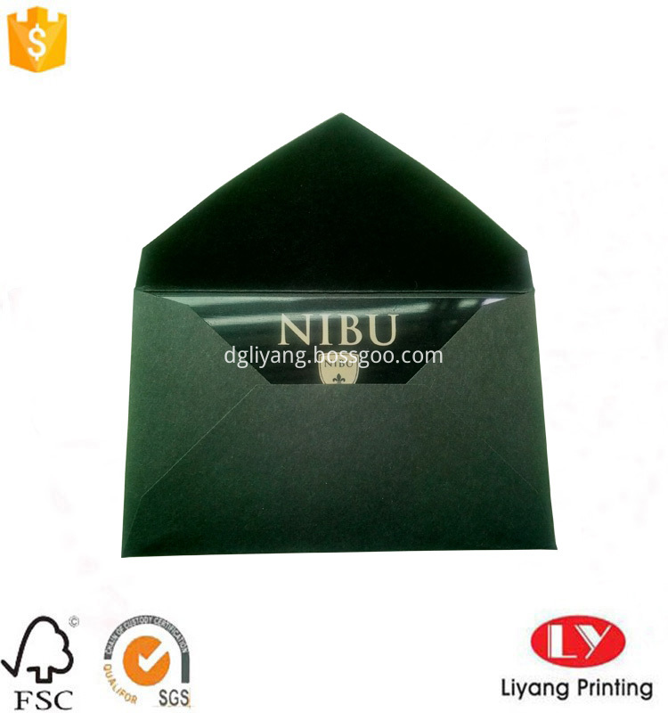 plastic card packaging