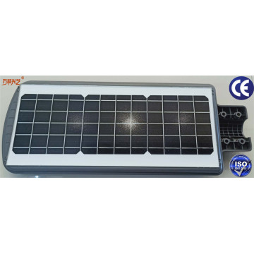 60W LED Intergrated Solar Street Light Estimate