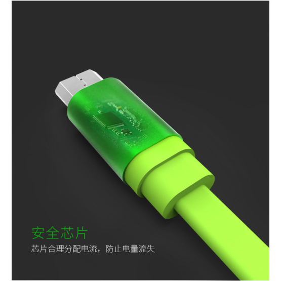 aluminum alloy noodle for usb cable