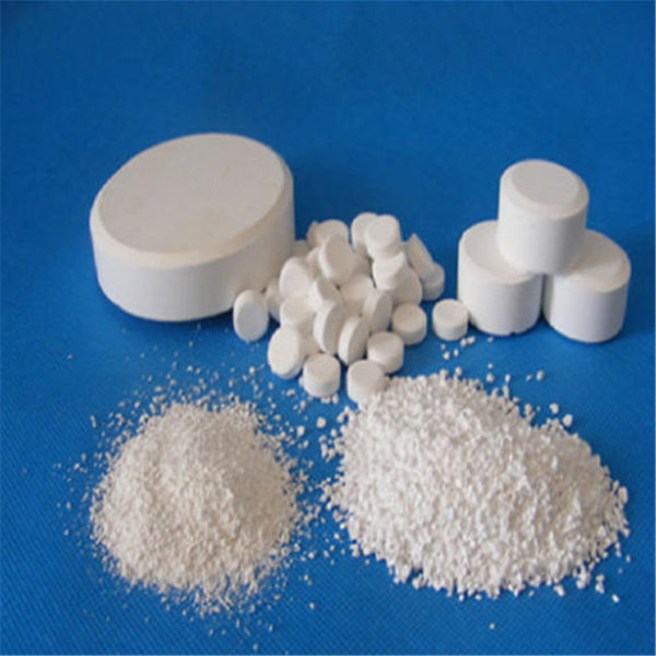 Swimming Pool Water treatment Dichloroisocyanuric Acid