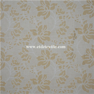 High Quality Hot Sell Jacquard Touching Window Curtain