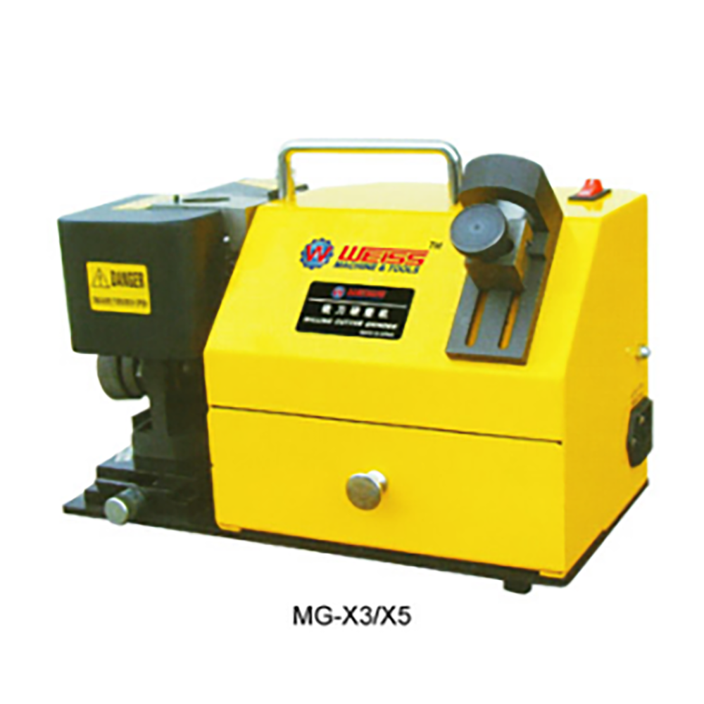 fabrication of universal tool grinding machine
