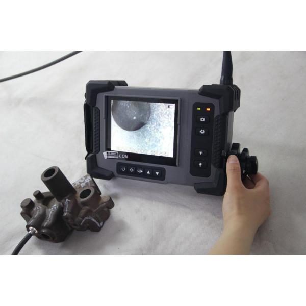 Industrial pipe inspection borescope