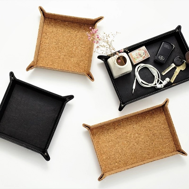 Cork Leather for Notebook