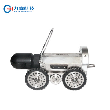 Crawling Robot industrial borescope device