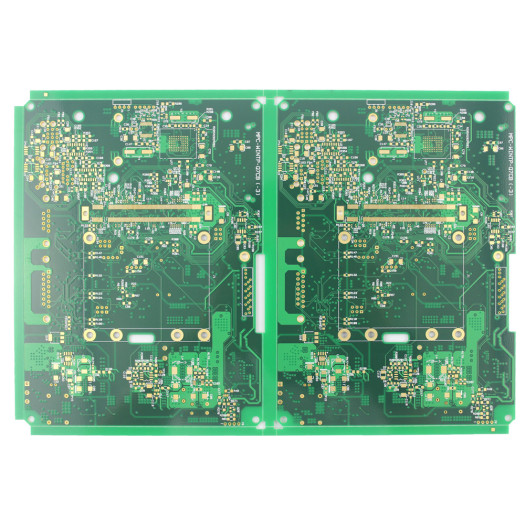 1.6mm HOZ ENIG 4 layers PCB