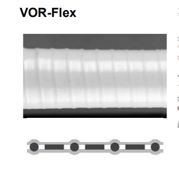 VACUFLEX Protective Hose For Beauty Apparatus