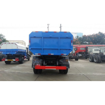 HOT Dongfeng 14cbm waste management side loader truck