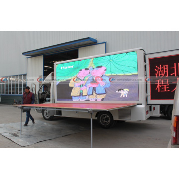 Guaranteed 100% ISUZU 6.8 ㎡ LED Board Truck