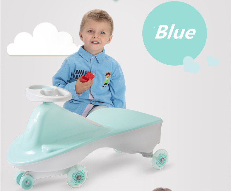 Baby Riding Car