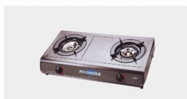 Double Burner Cooking Stoves
