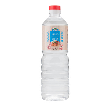 1000ml Plastic Bottle White Rice Vinegar