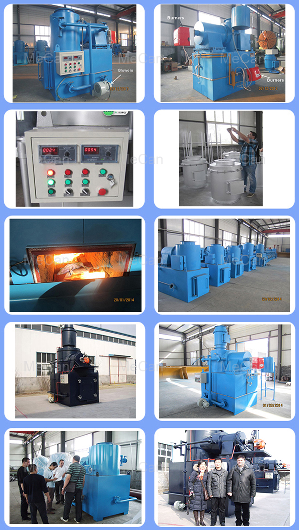 Waste Incinerator  Furnace