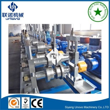 PV mounting rack roll forming machine