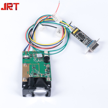 605B 150m laser distance measurement sensor with RS232