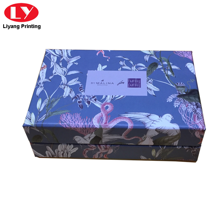 Box For Gift Packaging