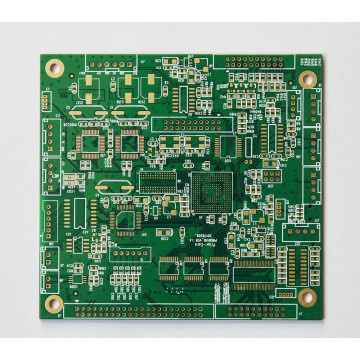 Light thin short small HDI PCB