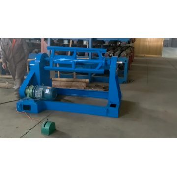 Automatic metal sheet hydraulic steel coil decoiler for sale