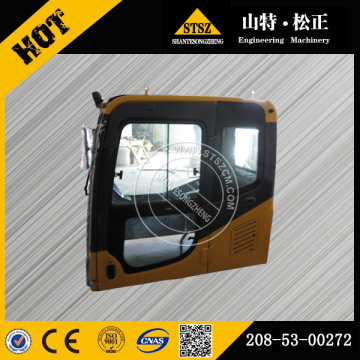 excavator parts PC200-7 operator's cab ass'y 20Y-54-01112