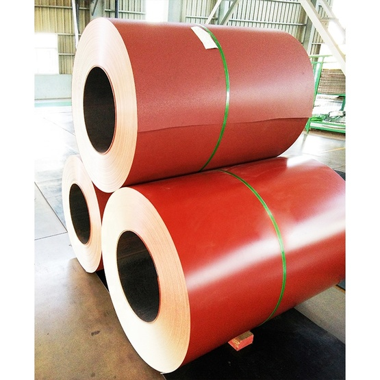 Color Aluzinc coated steel coil