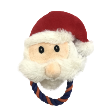 Christmas Plush Rope Toy