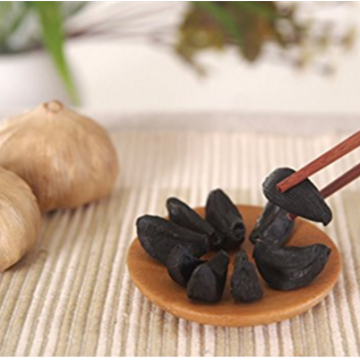 The Black Garlic of control blood sugar