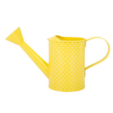 Gold Small Watering Can Metal DIY