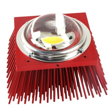 aluminum square pin heat sink