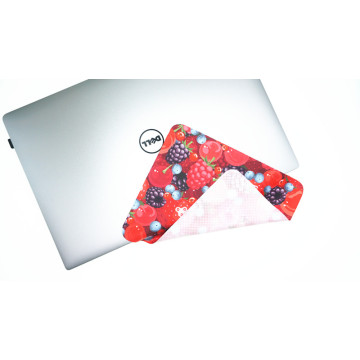 2019 customized promotional silicon dots computer mouse pads