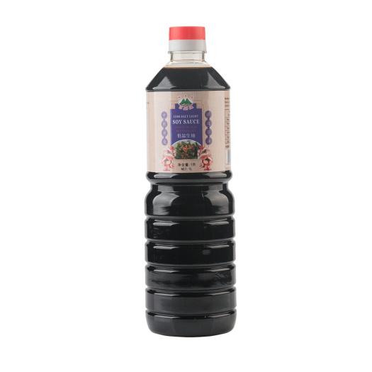 1000ml Less Salt Light Soy Sauce