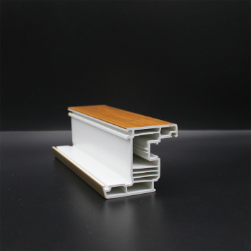 Lead Free Plastic Extrusion UPVC Profiles