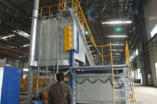 Aluminum Alloy Quenching Heat Treatment Furnace